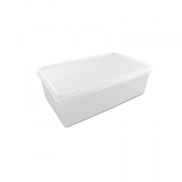 Caixa Retangular 3,5 litros Plasvale