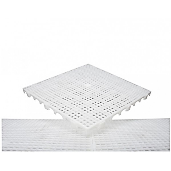 Estrado Branco 50x50 - Anodilar