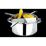 Espagueteira 4 Divisões 10 litros Savoy Brinox