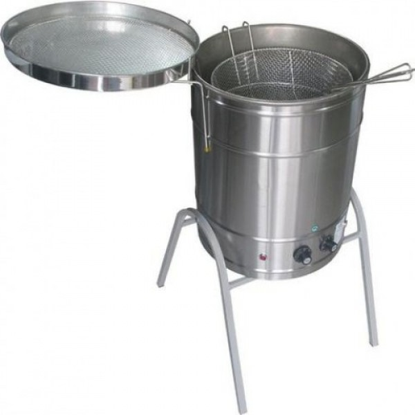 Fritadeira Elétrica Água e Óleo FIE20 220V - Brusfort
