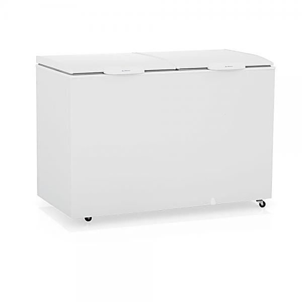 Conservador/Refrigerador Horizontal 411L GHBS-410BR Gelopar