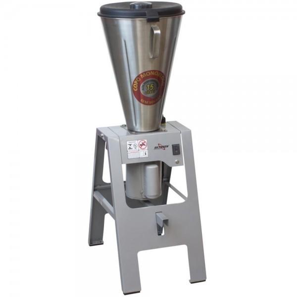 Liquidificador Industrial Baixa Rotação 15 litros 1,5 CV 220V Skymsen