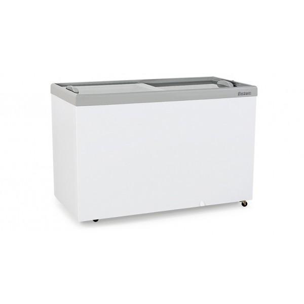 Conservador/Refrigerador Horizontal 413L GHDE-410 Gelopar