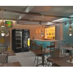 Refrigerador de Bebidas Cervejeira 441L GRBA-450QC Gelopar