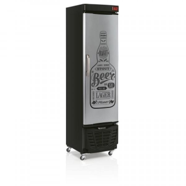 Refrigerador de Bebidas Cervejeira 228L GRB-23EGW Gelopar