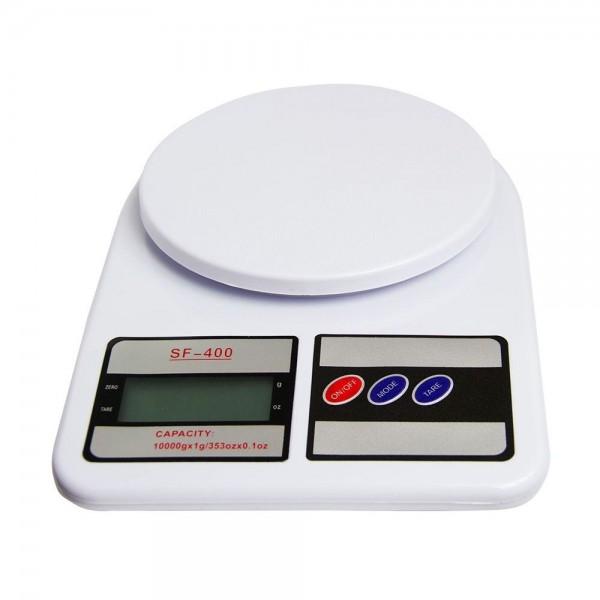Balança Digital 10kg branca