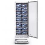 Conservador/ Refrigerador Vertical GPC-57A BR tripla ação sem prateleiras GELOPAR