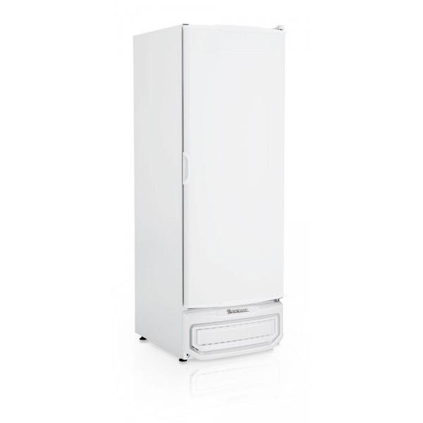 Conservador/ Refrigerador Vertical Sem Prateleiras GPC-57ABR Tripla Ação Gelopar