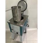 Fritadeira elétrica a óleo de pressão FEP S Multifritas