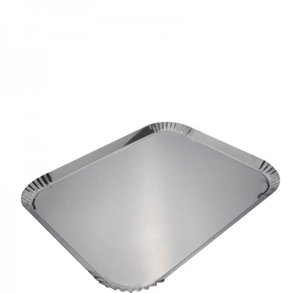 Bandeja Crespo Inox 29,2x19x1,9cm Doupan