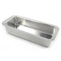 Forma para Pão N20 Alumínio 20,5x9,5x4,5cm Genial