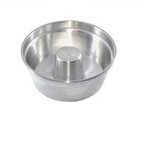 Forma para Bolo N14  Alumínio 14,5x8,5cm DeLucca