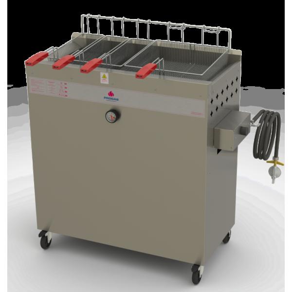 Fritadeira a Gás Água e Óleo 36 Litros PR-300 BPG Progás