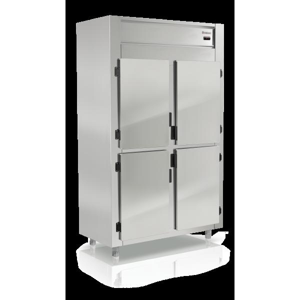 Geladeira Comercial com Controlador Eletrônico 4 Portas GREP-4P Gelopar