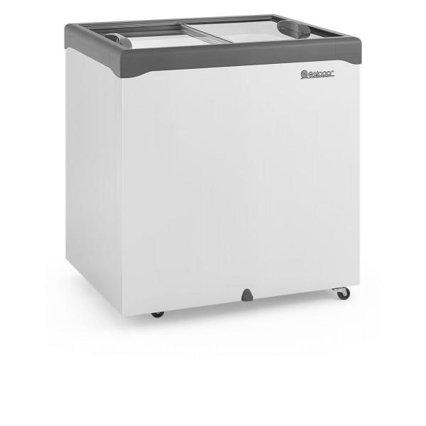 Conservador/Refrigerador Horizontal 220L GHDE-220H Gelopar