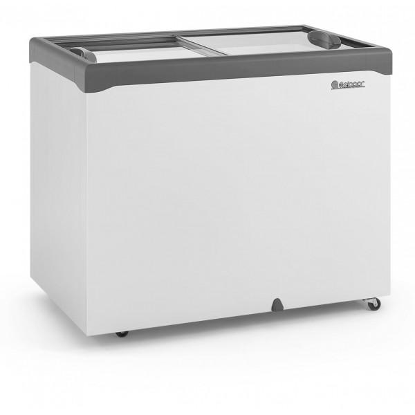 Conservador/Refrigerador Horizontal 307L GHDE-310 Gelopar