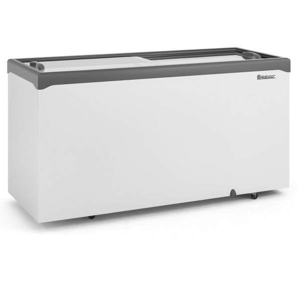 Conservador/Refrigerador Horizontal 534L GHDE-510 Gelopar