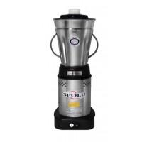 Liquidificador Baixa Rotação Inox 4 litros SPL-049X Spolu