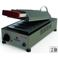 Máquina Elétrica para 6 Crepes Suíços PRK-06 E Style Progás