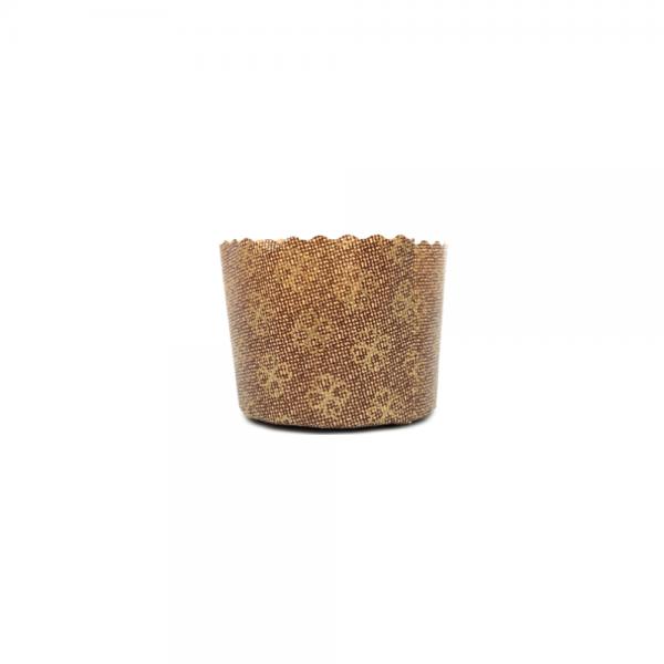 Forma especial panetone 100 gramas - embalagem com 10 unidades