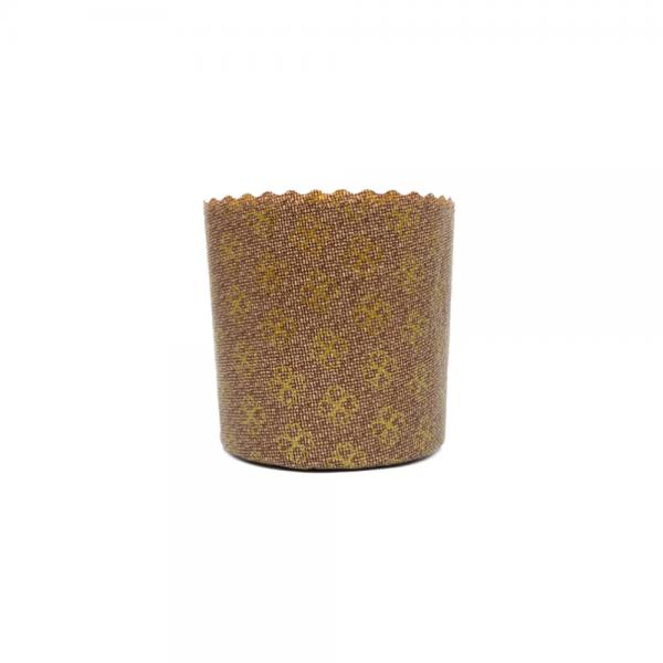 Forma especial panetone 250 gramas - embalagem com 10 unidades