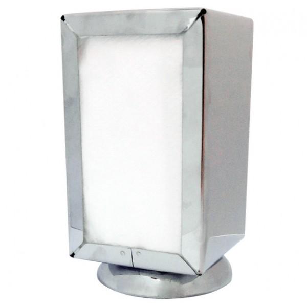 Porta Guardanapo Inox Globo