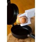 Quebrador de Ovos com Separador de Gema e Clara