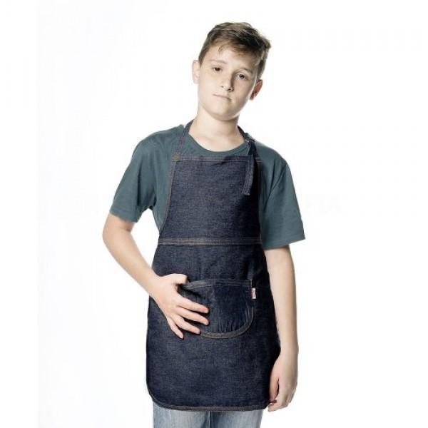 Avental Jeans Infantil