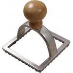Cortador manual de massa para ravioli 6,7x6,7cm Fackelmann