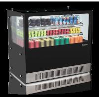 Vitrine Refrigerada Reta 110CM GGEB-110R Gourmet Elegance Gelopar