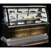 Vitrine Refrigerada 180CM GGSR-180 Gourmet Elegance Super Gelopar